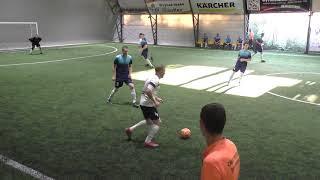 Полный матч Karcher 2 2 VBA Турнир по мини футболу в Киеве