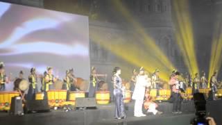 1 Malaysia Music Instruments & Malay Drum Symphony Music  @ Visit Malaysia Year Launching