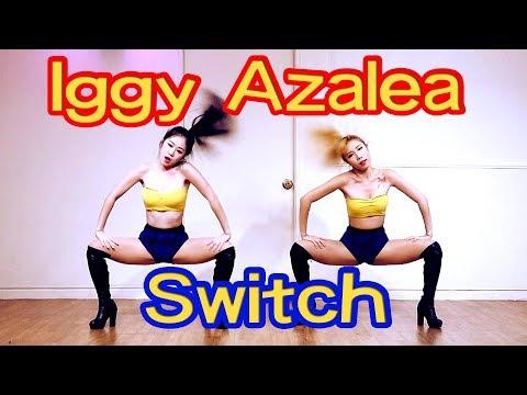 Iggy Azalea Switch ft. Anitta cover dance WAVEYA