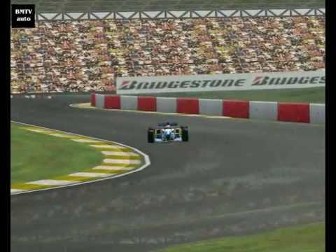 Formula 1 1995 - Grand Prix 3 - Round 01 -Brazil - SGP046
