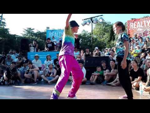 Yalta Summer Jam 2016 Bgirls battle полная версия