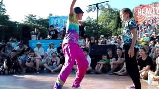 Yalta Summer Jam 2016 Bgirls battle полная версия
