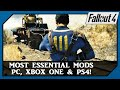 Fallout 4 Mod Overhaul Most Essential Mods On PC Console Xbox One PS4 mp3