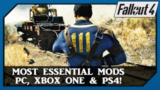Fallout 4 Mod Overhaul - Most Essential Mods on PC Console Xbox One PS4
