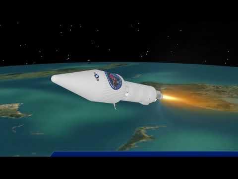 Download Youtube: Atlas V SBIRS GEO Flight 4 Mission Profile