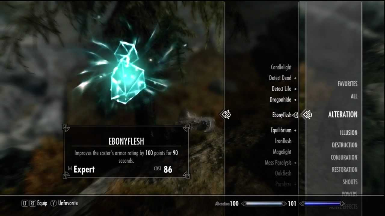 Skyrim Magic Guide - How To Learn Spells and Play Mage