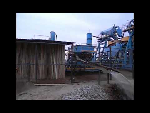 Работа комплекса Сибирь производства завода ТРУД