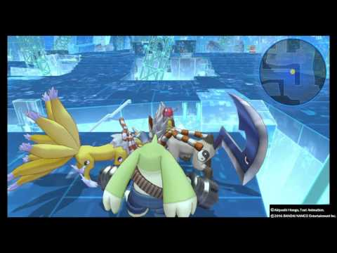 DIGIMON STORY CYBER SLEUTH: Guilmon's Property