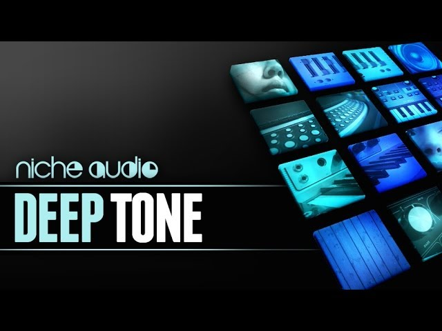 Deep Tone - Maschine Expansion & Ableton Kits - Niche Audio #1