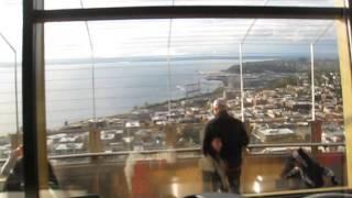 Space Needle - Seattle 2012 (Inside)