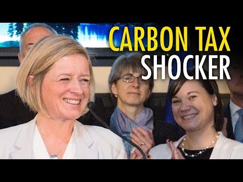 Cover up: Notley NDP hides carbon tax costs