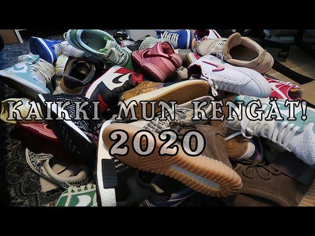 MUN(A) KENGÄT 2020!