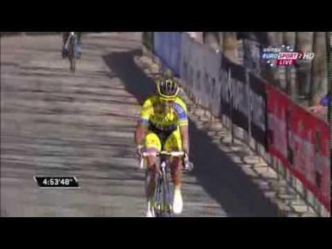Stage 5 - Tirreno-Adriatico 2014 - finish