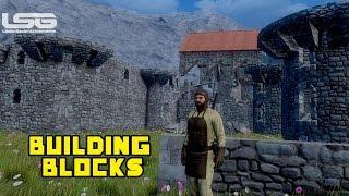 Medieval Engineers - Understanding The Basics, Building Blocks