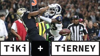 Will The NFL Penalize the Refs? | Tiki + Tierney