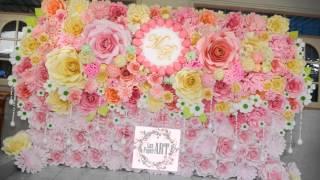 Шикарные бумажные цветы в Москве(Lux Paper Art - это мастерская по созданию роскошного декора из бумажных цветов ручной работы. luxpaperart.ru., 2015-06-03T14:37:41.000Z)