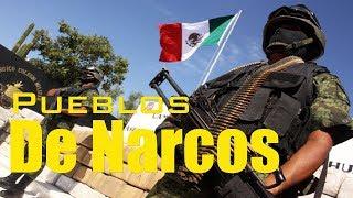 Lugares HORRIBLES para vivir: Pueblos del Narco.