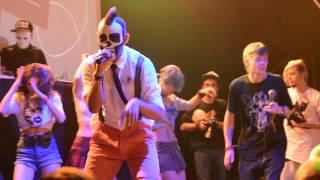 2rbina 2rista - Наркотестер(Видео с концерта в Москве 13.09.2015., 2015-09-16T21:22:03.000Z)