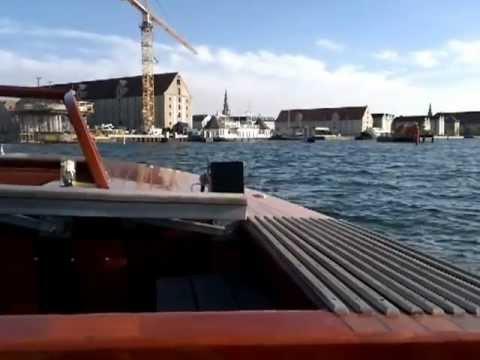 Copenhagen by boat on June 20th, 2012