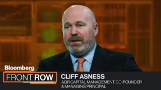 Cliff Asness Predicts Comeback for Quant Algorithms (Full Interview)