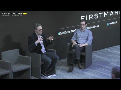 Location Intelligence // Jeff Glueck, Foursquare (FirstMark's Data Driven)