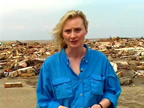 CNN Alex Quade's Tsunami Stories