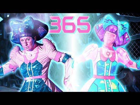 Just Dance 2020 - 365 - Katy Perry & Zedd - COSPLAY gameplay - 동영상