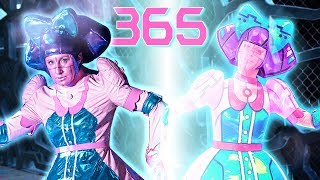 Gambar cover Just Dance 2020 | 365 - Katy Perry & Zedd | COSPLAY gameplay