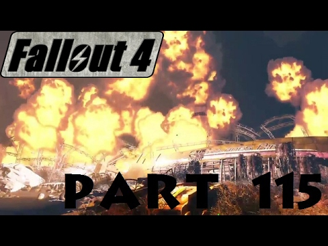 Fallout 4 Part 115: Precipice of War & Rocket's Red Glare