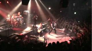 Iced Earth - Dystopia - Burning Times - Angels Holocaust [CYPRUS OPENING]