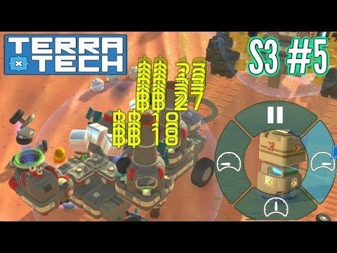 Terratech | Ep5 S3 | Pacemaker Insanity! | Terratech v0.7.7.1 Gameplay