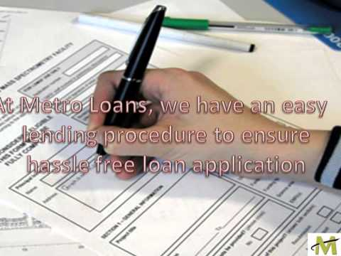 Bad Credit Short Term Loans Offered By Metro Loans Are Good For Monetary Stability