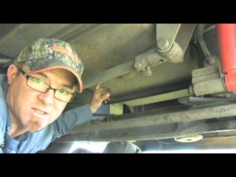 RV Steering Suspension Control Kits Bellcrank Safe-T-Plus RV Motion Control Unit
