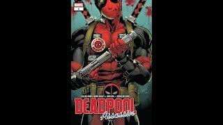 Deadpool: Assassin #1 motion Comic Dub 5k Special