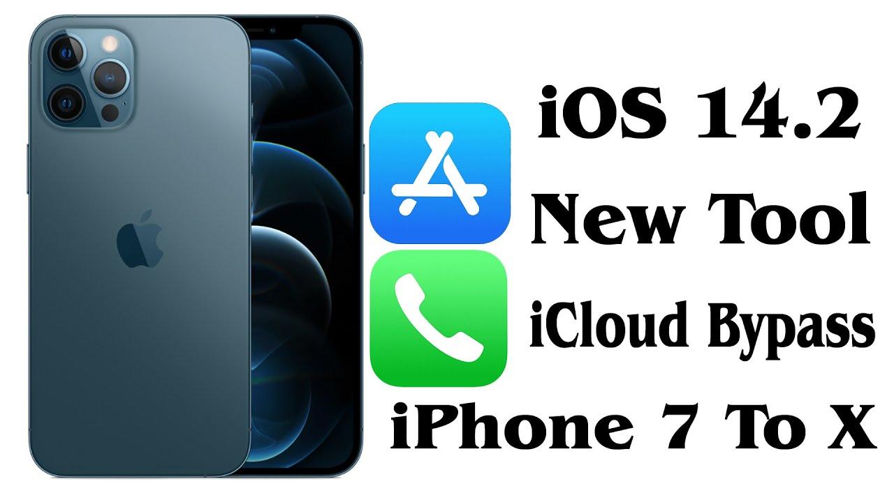FREE New TOOL Unlock iOS 12.4.9-14.2 iCloud Lock || Support iPhone 6S To X || Fix Restart Bootloop✔