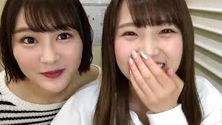 AKB48の明日よろしく! おやすみなあずぴぃ配信 前 村瀬紗英(NMB48 チ...