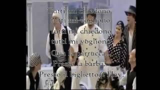 Largo al Factotum - Figaro