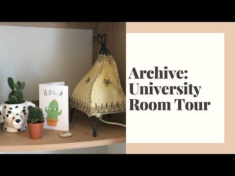 University Room Tour, Edinburgh!