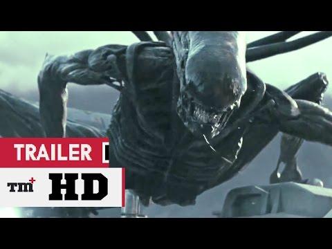 ALIEN  COVENANT 2  2017  Ridley Scott Sci Fi Horror Movie HD