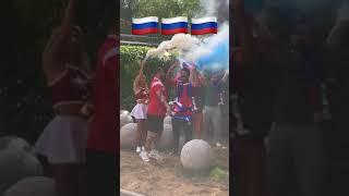 Паша Техник - главный болельщик сборной России