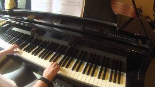 Allegretto in C Major by Neefe  |  RCM Celebration Series Perspectives Piano Repertoire  grade 2