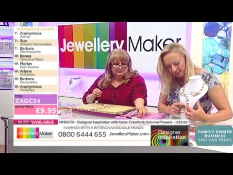 [How to make a Torque Necklace] - JewelleryMaker DI 28/9/14