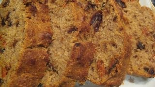 Banana Cake - No Sugar - Healthy Recipe