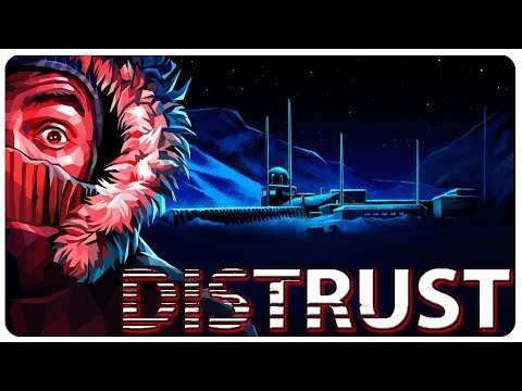Last Survivors On Arctic Base, Who Can You Trust? | Distrust Gameplay (Full Release)