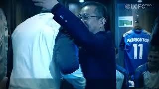 Vichai Tribute | Leicester City FC | Pre-Burnley KO