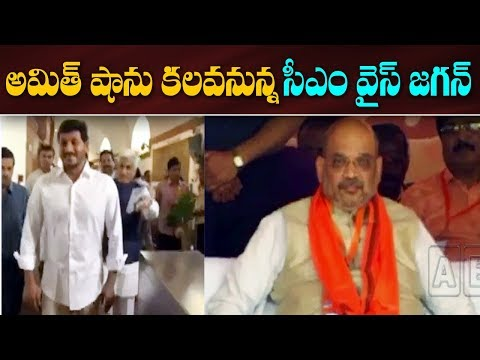 AP CM YS Jagan To Visit Delhi To Meet Amit Shah | AP Latest News | ABN Telugu