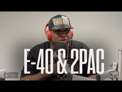 The Track E-40 Never Got To Share With 2Pac