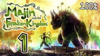 Majin and the Forsaken Kingdom Walkthrough Part 1 (PS3, X360) 100% Guide