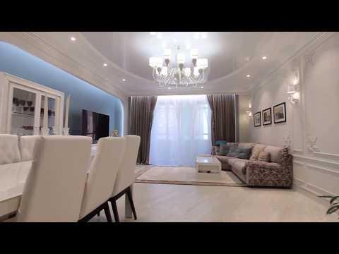 Дизайн и ремонт 4 комнатной квартиры