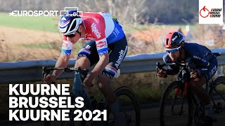 Kuurne-Brussels-Kuurne 2021 | Highlights | Cycling | Eurosport